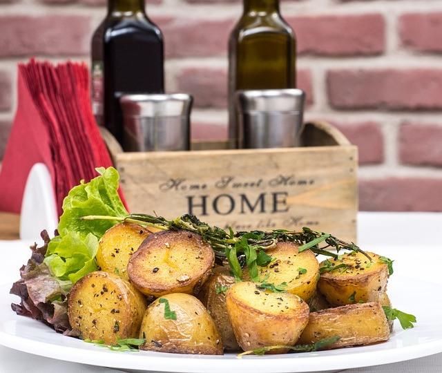 krompir v pečici